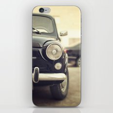 Seat 600 iPhone & iPod Skin