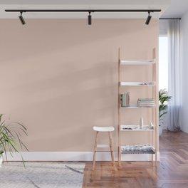 Creme de Peche | Pantone Fashion Color | Fall : Winter 2019-2020 | New York | Solid Color | Wall Mural