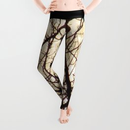 Moon Night 2 Leggings