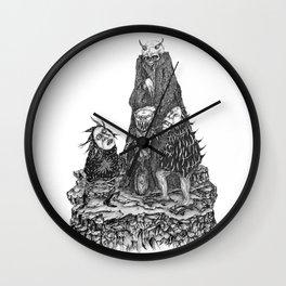 Enfant Cheri Wall Clock