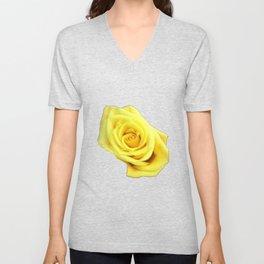 Candlelight Roses Unisex V-Neck
