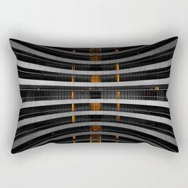 Galaxy Soho Building (Beijing, China) Rectangular Pillow