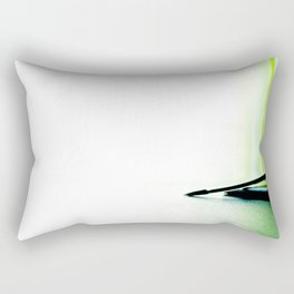 Writer_Thinker Rectangular Pillow