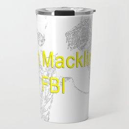 Bert Macklin, FBI Travel Mug