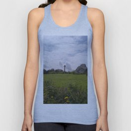 Photography of an Angel. Unisex Tank Top