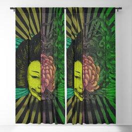 Split Blackout Curtain