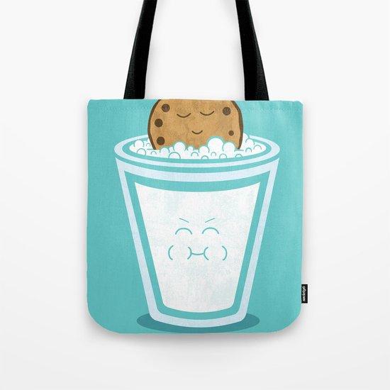 Hot Tub Cookie Tote Bag