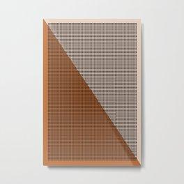 Farbe//Three Metal Print