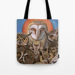 All the Crooked Saints Tote Bag