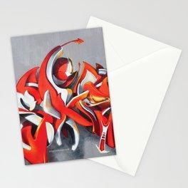 Overline 11 Stationery Cards