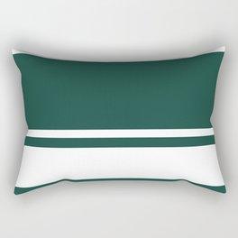 Spartans Color Rectangular Pillow