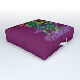 Yimei guardian of dreams Outdoor Floor Cushion