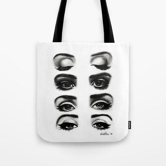 Lana eyes Tote Bag