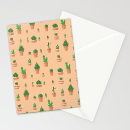 Summer Cactus Stationery Cards