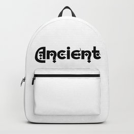 Ancient Backpack