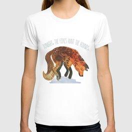 We Are Wild. T-shirt