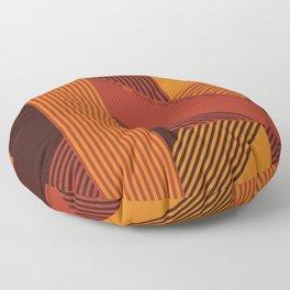 Design is a Mix Floor Pillow