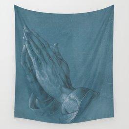 Albrecht Durer - Praying Hands Wall Tapestry