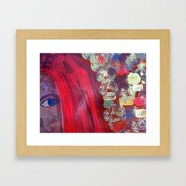TICK Framed Art Print