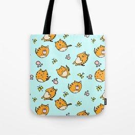 Kawaii Cats Tote Bag