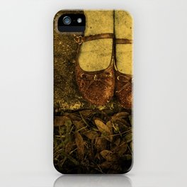 Where the Sidewalk Ends iPhone Case