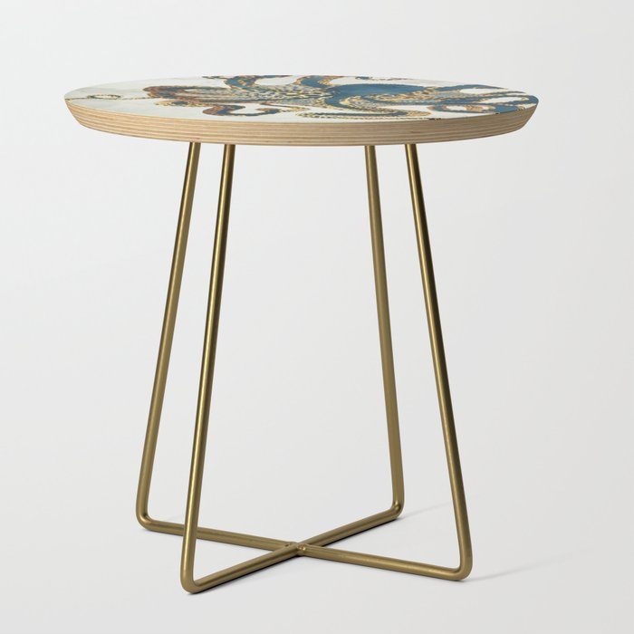 Underwater_Dream_VI_Side_Table_by_SpaceFrogDesigns__Gold__Round
