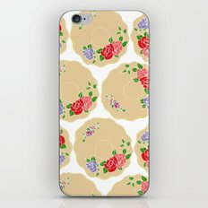 Vintage Saucers iPhone Skin