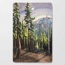 Before the Light Falls Cutting Board