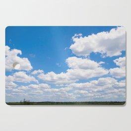 Florida Sky Cutting Board