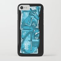 crystal iPhone & iPod Cases featuring CRYSTAL by clogtwo