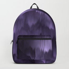 Purple and black. Abstract. Rucksack