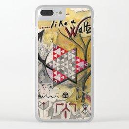 Like a Waltz Clear iPhone Case