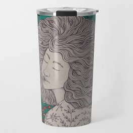 In the garden of my dreams Travel Mug