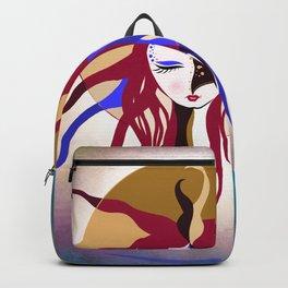 Circe The Magical Woman Backpack