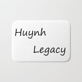 Huynh Legacy  Bath Mat