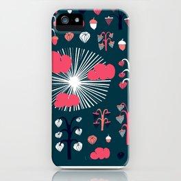 september dark iPhone Case