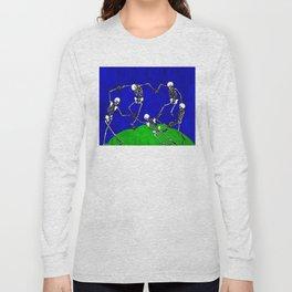 Dance, after Matisse Long Sleeve T-shirt