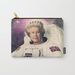 Queen Elizabeth II Carry-All Pouch
