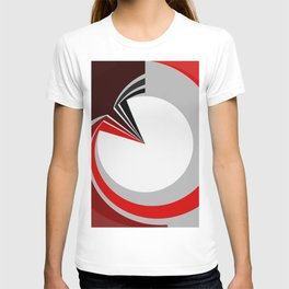 Colours in a circle T-shirt
