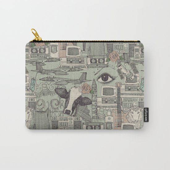 Dolly et al Carry-All Pouch