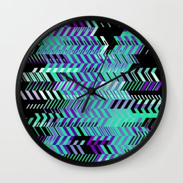 Electro Ex Wall Clock
