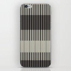 Piano Man | Abstract Pattern iPhone & iPod Skin