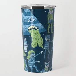 Wow! Mummies! Travel Mug