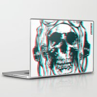 kindle Laptop & iPad Skins featuring 200 by ALLSKULL.NET