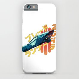 blade car iPhone Case