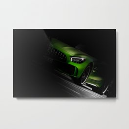 Beast of the Green Hell Metal Print