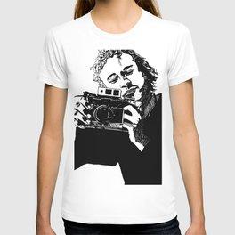 Heaf wiv cam T-shirt