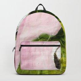 Portrait Lines Backpack