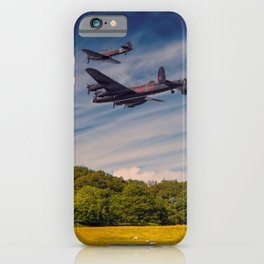 Battle of Britain Memorial Flight iPhone Case