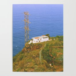 Somewhere In Tenerife Poster